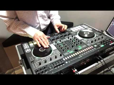 """Peter Piper"" Routine On The Roland DJ-808"