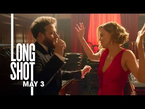 """Long Shot (2019 Movie) Official TV Spot """"Stay Hydrated"""" – Seth Rogen, Charlize Theron"""