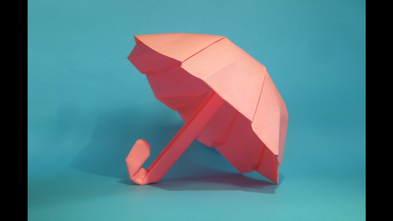 Объемный зонтик своими руками фото 329