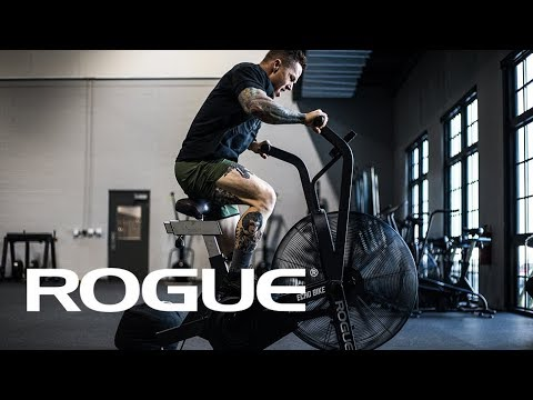 The new rogue echo bike youtube