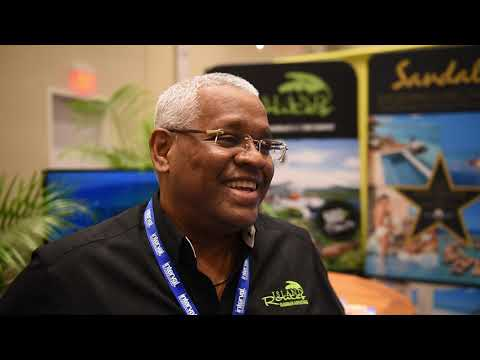 David Shields, vice president, sales, Island Routes