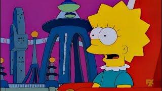 The Simpsons - Lisa's Tub Universe