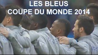 Coupe du monde 2014 : Parcours de l'équipe de France (tous les matches des bleus)
