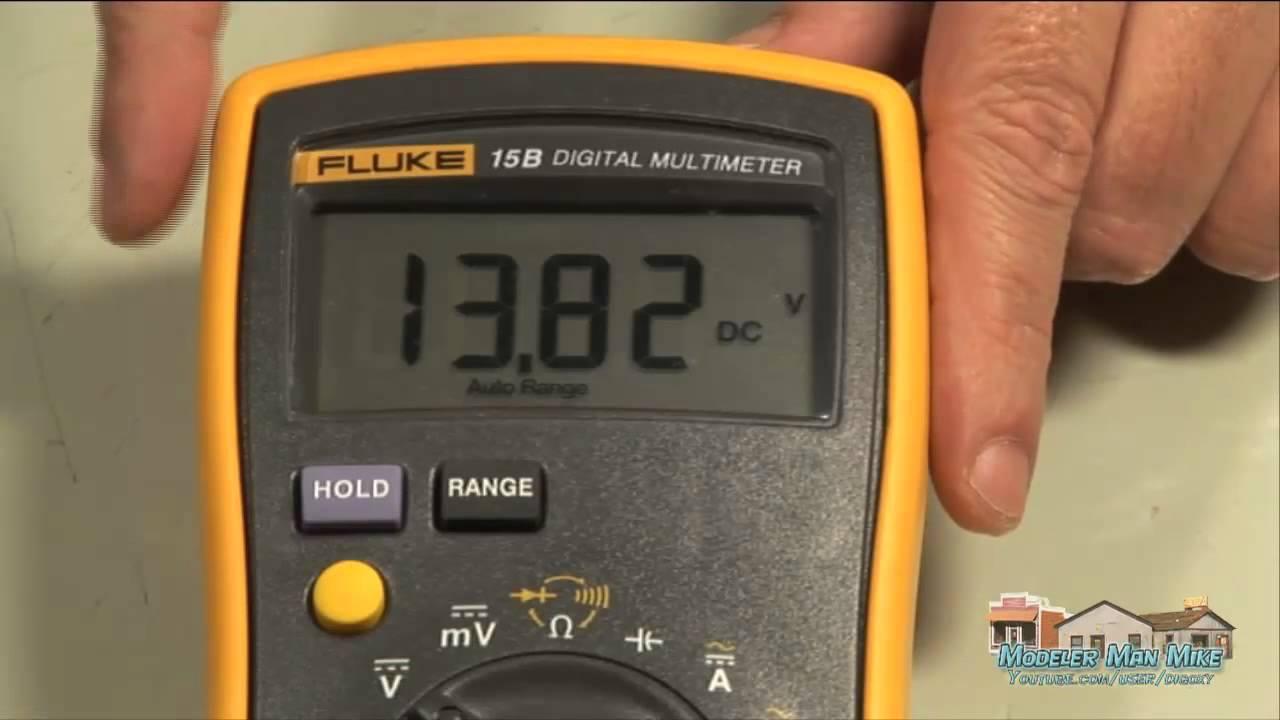 Multimeter At Walmart : Electronics digital multimeter tutorial youtube