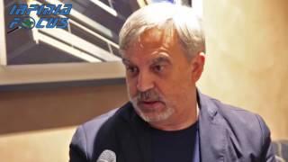 Il Muro Rosa al Laceno D'Oro, Intervista ad Enrique Del Pozo