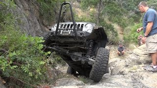 The Crawler Crew Off-road Somewhere in the Texas Hill Country