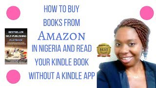 How To Buy Books on Amazon from Nigeria