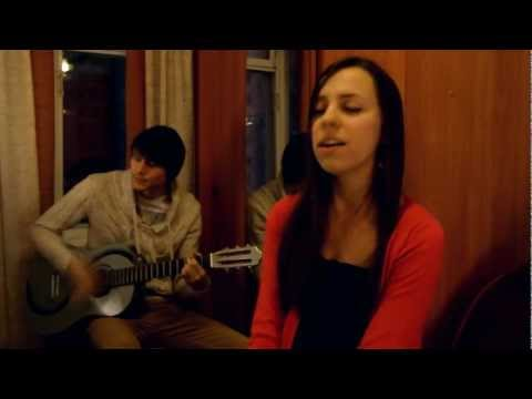 Papa Roach - No Matter What (The Singing Koftas acoustic cover)