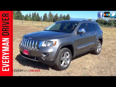 Here's the 2011 Jeep Grand Cherokee Review on Everyman Driver