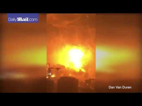 Tianjin Explosion It was a nuke