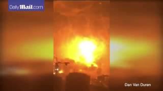 tianjin explosion it was a nuke