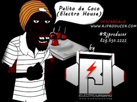 RJ Electro Urbano   Palito de coco Electro House (Club Version) Travel Video