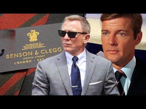 Benson & Clegg- Supplying Bond From Roger Moore To Daniel Craig