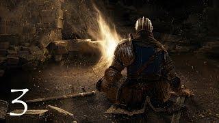 Прохождение Dark Souls II (PS3/RUS) - #3 Древний Драконоборец и Стражи руин