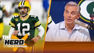 Rodgers-Packers feud goes way deeper than money, are Bucks the next dynasty? — Colin   THE HERD