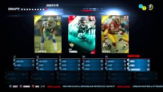 Madden NFL 16 Good on paper trophy Walkthrough