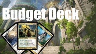 MTG- Budget Deck Tech: Selesnya Tokens