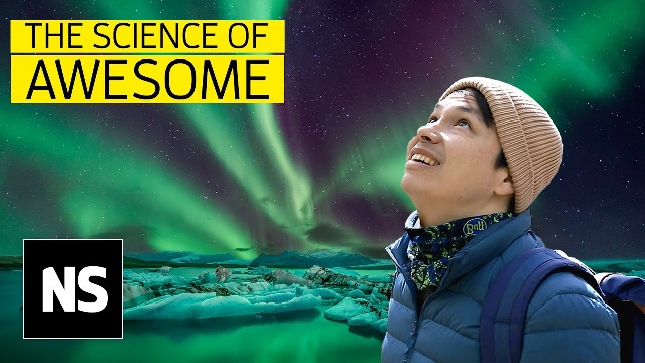 Download What is awe? I Science with Sam