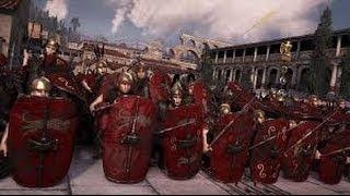 Total War Rome II Campagne FR Rome.