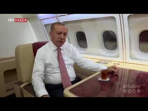 Cumhurbaşkanı Erdoğan'dan ramazan tebriği