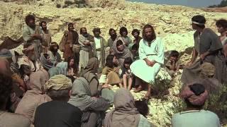 JESUS Film Tagalog Filipino- Ang biyaya ng Panginoong Jesus ay mapasa mga banal nawa. Siya nawa.