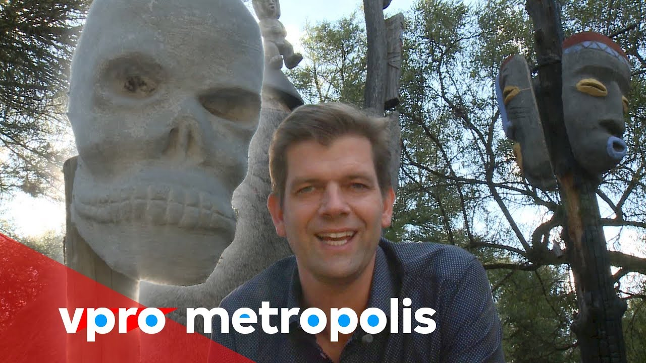 Introduction - The spirit of South Africa - VPRO Metropolis
