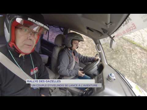 Rallye des gazelles : un couple yvelinois se lance dans l'aventure