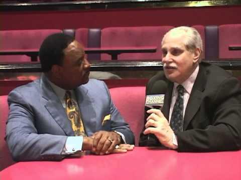 James Brown Interview with Al Bernstein