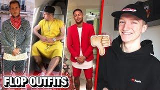 6 schlechte Fußballer Outfits