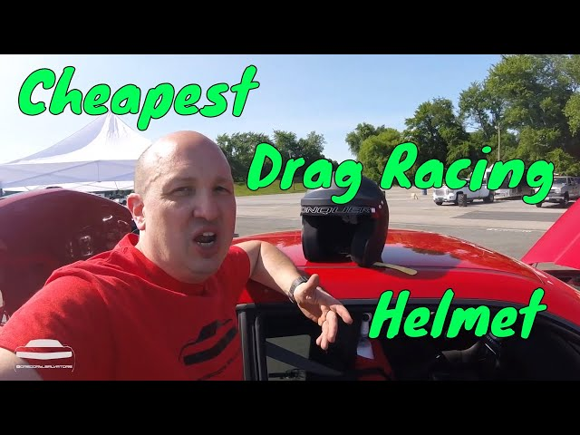 I bought the Cheapest Auto Racing Helmet and what happens next will amaze you.