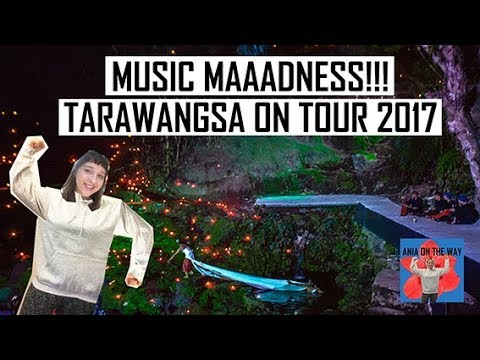 Music Maaaadness! Tarawangsa On Tour 2017!