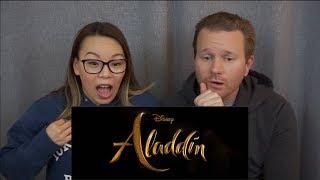 Aladdin Special Look | Reaction & Review