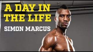 GLORY 52: A day in the life with Simon Marcus