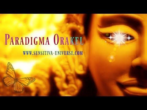 Das SENSITIVA UNIVERSE® Paradigma Orakel | Wie geht es mit Deiner Zukunft weiter? ♥