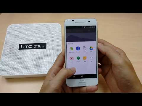 BacBa - Bypass Google Account HTC One A9 Android 6.0.1