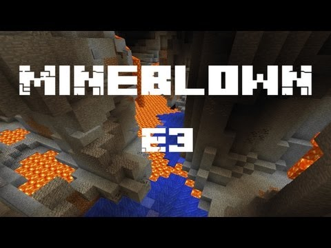 Minecraft: MineBlown: S2E3: Zimbabwe Contraption