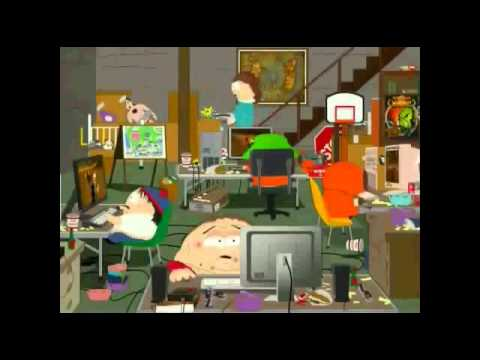 Cartman craps on his mom  YouTube
