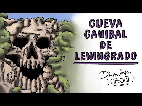 LA CUEVA CANBAL DE LENINGRADO | Draw My Life