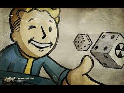 Fallout Monopoly