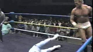 WW 8/26/89- Skyscrapers vs Ding Dongs- Tommy Rich Promo