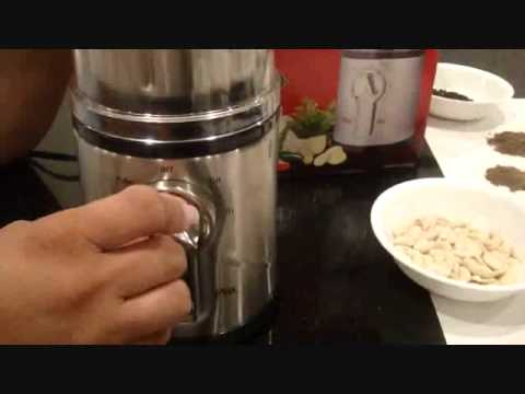 Chef Pro Wet and Dry Grinder