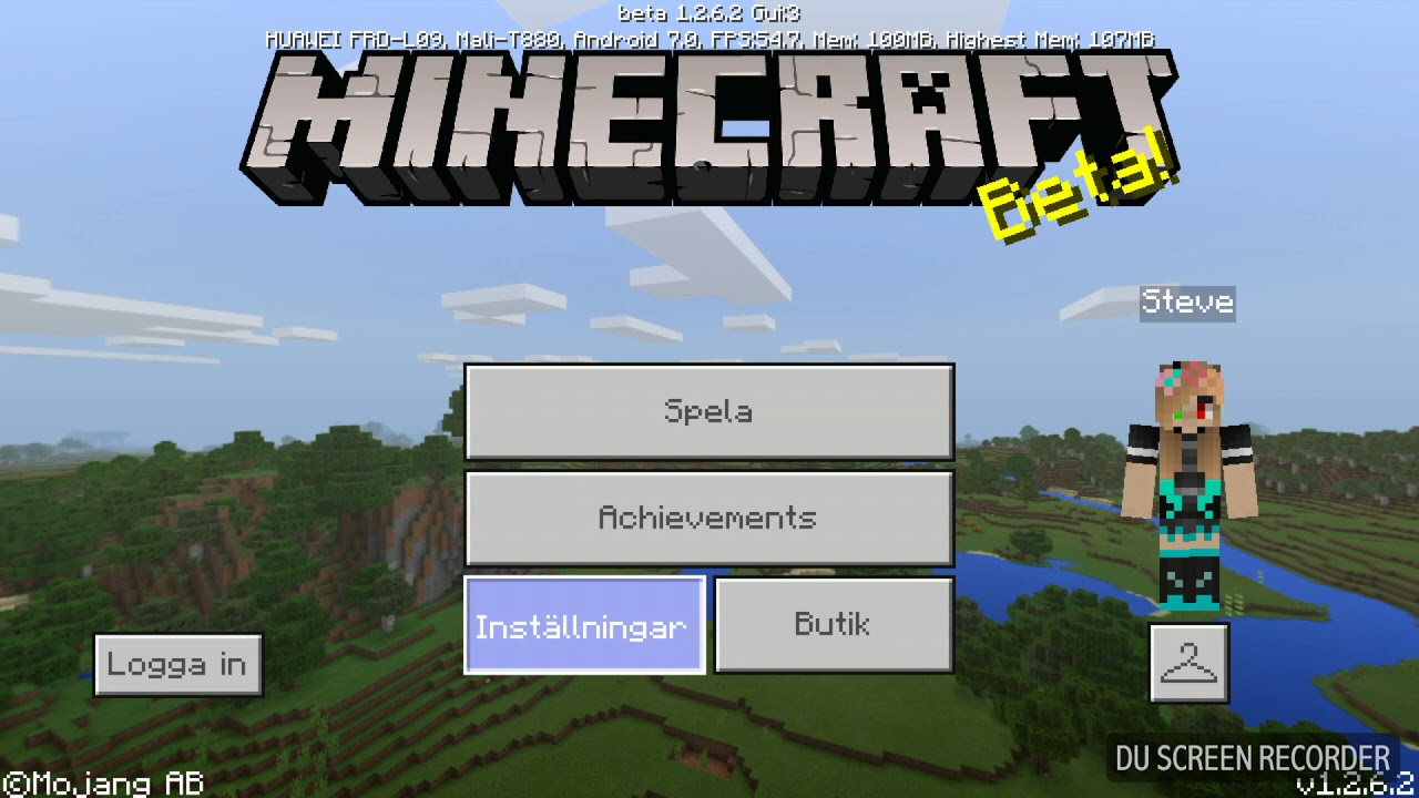 How To Change Name In Minecraft PE 12! NEW!! - YouTube