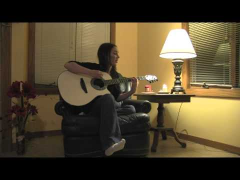 Marilyn Manson  Eurythmics Sweet Dreams Acoustic Cover by Portia Chellelynn