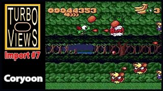 """""""Coryoon""""  -  Turbo Views Import #7 (PC-Engine game REVIEW!)"""