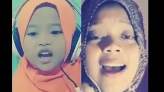 Video Smule Santri suara merdu duet Ya Rosulalloh dengan adik kecil lucu imut download MP3, 3GP, MP4, WEBM, AVI, FLV September 2018