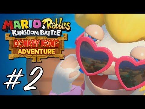 Donkey Kong Adventure #2 (Mario + Rabbids: Kingdom Battle DLC)