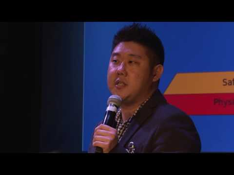Stand Up With Comedy | Peter Kim | TEDxColumbiaCollegeChicago