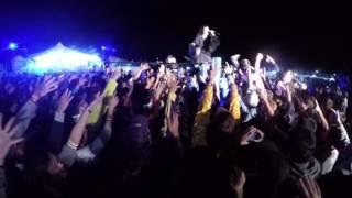 20161001 【LIVE】AOMORI ROCK FESTIVAL'16 〜夏の魔物〜2