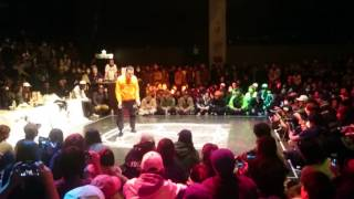 Boogaloo Kin judge demo || Juste Debout Japan 2017