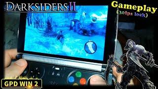 GPD Win 2 (Darksiders II) [Gameplay] [30fps lock]